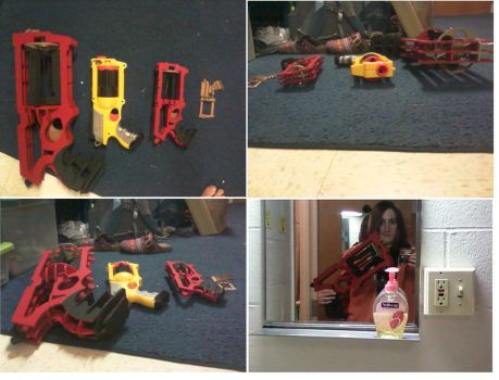 Epic Nerf Gun Project by Amichi-the-Duelist