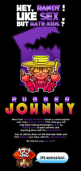 Rubber Johnny by debureturns