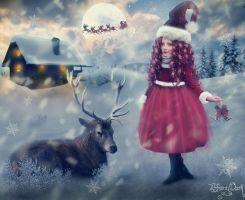 Christmas Dreams by tiffanydark