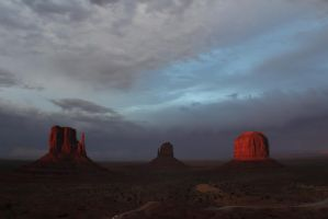 Roadtrip 8 Monument Valley by yo-sociopath