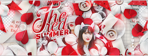 //06072017// The Red Summer @Yeri by BYjin-D