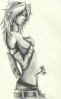 --Just Marik. by Egyptian-Spice