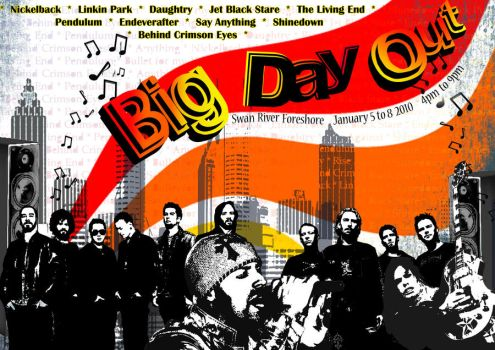 Big Day Out by ECC2009