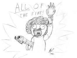 ALL OF THE FIRE by baratus93