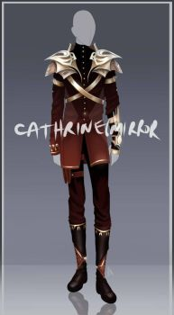 (CLOSED) Adopt Auction - Outfit 40 by cathrine6mirror