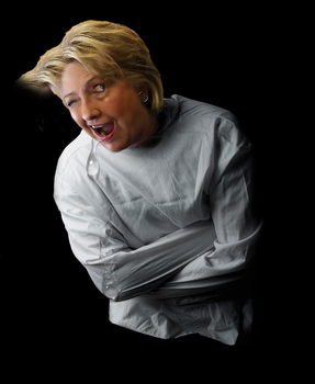 Hillary 2 Nuts by jr37751
