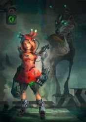 Cyborg fairy tales by conzitool