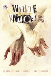 white knuckle cover.. by neurotic-elf