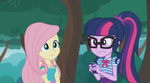 MLP EQG  Text Support Moments 7 by Wakko2010