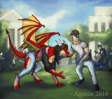 DRAGONS: Exposed by Ageaus