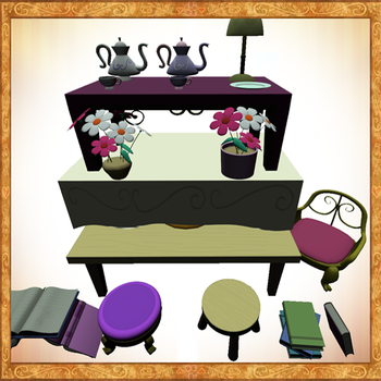 Gmod-Addon MLP Furniture Content by SigHoovestrong