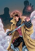 Gambit by Aev-art