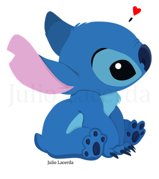 Stitch by Julio-Lacerda