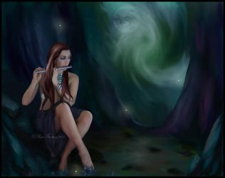 A Maidens Song by SkyesFantasy
