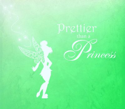 Prettier Than A Princess by LittleLotte33
