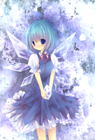 Cirno by Effier-sxy