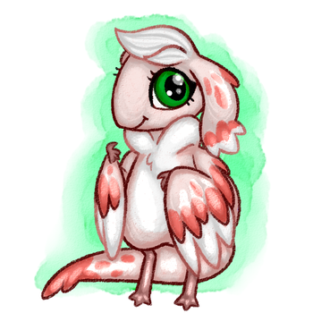 Birdfolk MYO by syrcaid