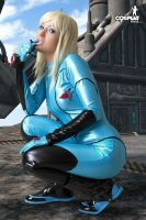Blond Mea by cosplayerotica
