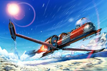 Sky Pirates Page Relic Hunters by -seed-