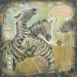 A Zeal of Zebras by miorats