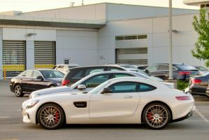 The AMG GT by SeanTheCarSpotter