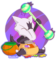 PokePadded - Alolan Marowak by the--shambles