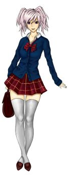 School Girl by Beckerwith