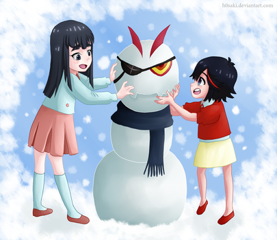 Do you want to build a snowman? by h0saki