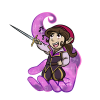 Scanlan Shorthalt by LizDoodlez