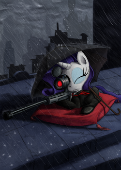 Classy Assassin by Hewison