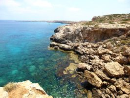 Looking at the Mediterranean by alimuse