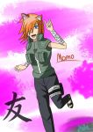 (GIFT) Momo Of The Leaf~ by Raion-x
