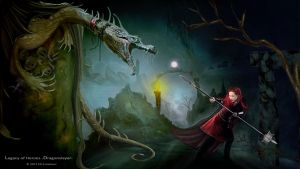 Dragonslayer by ED-Creations