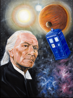 First Doctor by MadelineSlytherin