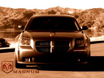 DODGE MAGNUM by deadlydesigns
