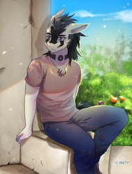 Grant (commission for Noctiobake) by Wallach1