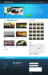 E-commerce template by krike06