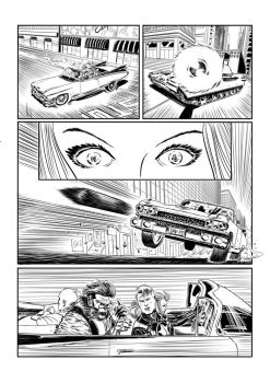 Secret Avengers Sample 01 by V4Valerio