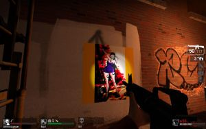 my work on Left 4 Dead by Augusto-Rubio