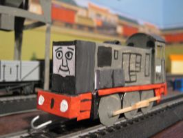 RWS Models - Dennis by RailfanBronyMedia