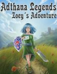 Commission- Cover Zoey's Adventure by Lilith-the-5th