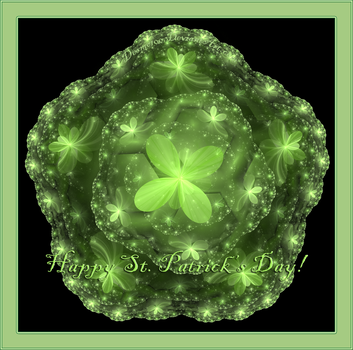 Happy St Patricks Day by desmo100