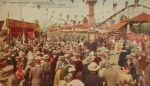 Vintage Canada - Down The Midway at The Ex by Yesterdays-Paper