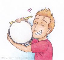 Tre Snares by kelly42fox