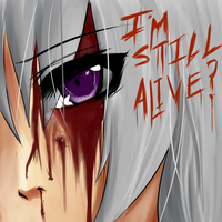 Alive, right? by Louie-chan