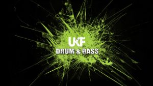 UKF DnB Wallpaper by Cnopicilin