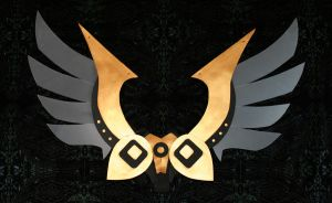 Quick Steampunk Wings by CraftyWingy