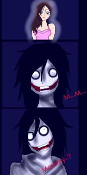 Jeff vs Jane the killer page 14 by Helen-RubiTH