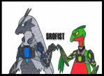 Brofist of Courage by LuWickios97