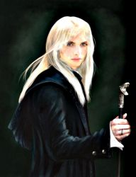 Lucius Malfoy by Ollireds